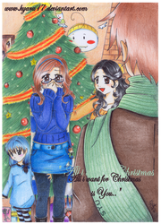 All i want for Christmas is... by kyara17