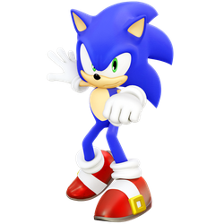Another Random Sonic Render by JaysonJeanChannel