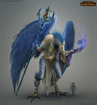 Total War: Warhammer - Lord Of Change by telthona
