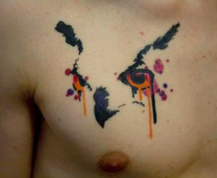 owl by evilmoon-tattoo