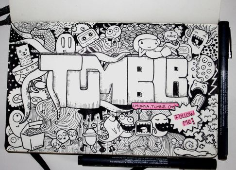 I have tumblr! by MunnbeL
