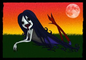 Marceline part 1 by Little-Horrorz