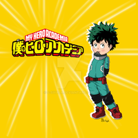 My Hero Academia - Izuku by S-Siyala