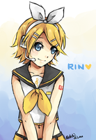 RIN by Akashicchan