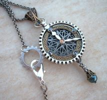 Steampunk Watch Locket 1 by Aranwen