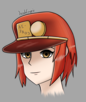 Red Blood Cell but she's that of the Joestar blood by LeonardoDeCraprio