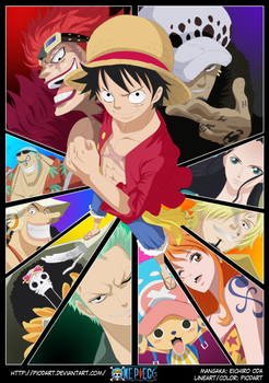 One Piece! by PioDanilo