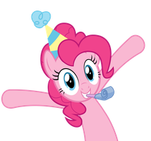 Party Favor Pinkie by Takua770