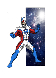 Captain Unity is here by MidnightOwl07