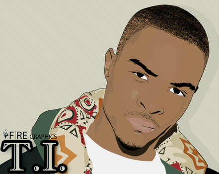 T.I. the king vector by Sterow