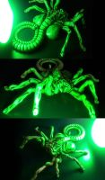 facehugger glow by pnutink