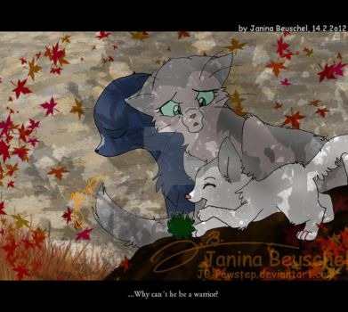 A dangerous Path -Why by JB-Pawstep