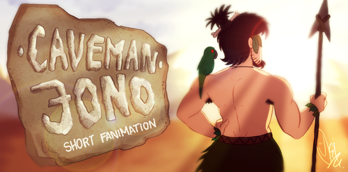 Caveman Jono - Short Fanimation by ScribbleNetty