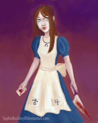 American McGee's Alice by SophieBuckley