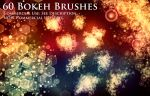 60 Bokeh Effect Brushes by XResch