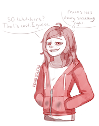 Thanks for 50 Watchers! by PearlyGlow