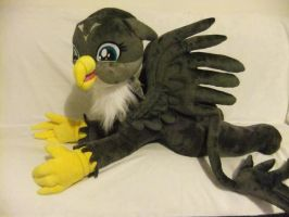 MLP-plush-GRIFFON GABBY-39 inches by Masha05