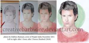 Hrithik Roshan by Dabboo Ratnani new by creativebarbwire