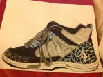 My shoe.... by RichHoboM3