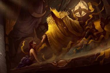 The King in Yellow - Theater by MorkarDFC