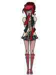 Matsubara Fake Sprite by Randomgirl401