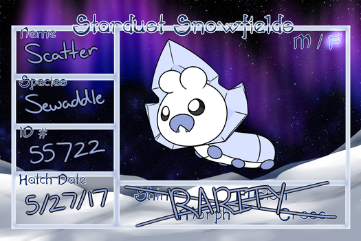 .:PKMN:. [Reference - Scatter] by Fimblebee