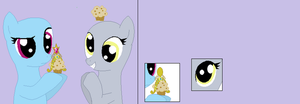 Base 21- It's a princess muffin now!!! by YAYSISTERS