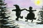 Winter Dance by Justine-Ehlers