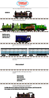 100th Devation!: Trainguy64's Thomas Meme! by Galaxy-Afro