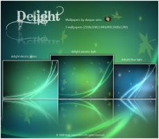 Delight wallpapers by darpan-aero