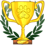 1st Trophy by Crisadence