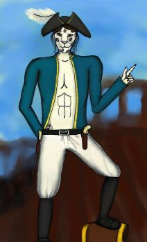 Drake Magellan by lilly-everlyn
