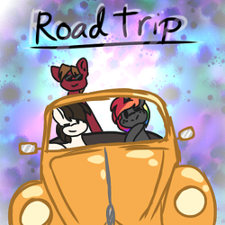 Road Trip! (Challenge entry) by Milkeal