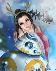 The Xmas Awakens by magggg