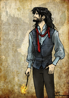 Sirius Black - new design by byLau