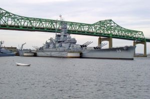 Battleship Massachusetts by bigsteve7743
