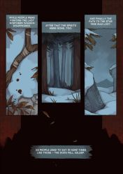 The Hollow Mask: Ch. 1 Page 4 by morteraphan