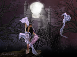 Dance with the moon by Ewariel