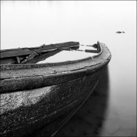 the rowboat by Tom-Ripley