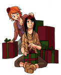 Secret Santa for DessyS by ChatterFox