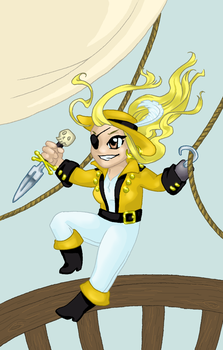 AVAST YE!! by attenuasis