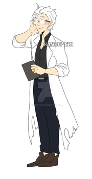 Doctor Ben by kanoii-chi
