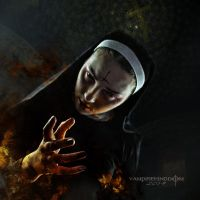 Presences in the Shadows  SISTER by vampirekingdom