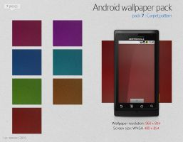 android wallpaper pack 07 by zpecter