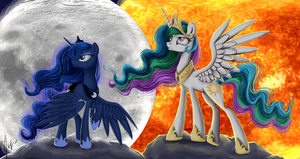 The princesses by WourDeLuck