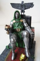 Dr. Doom by JokerZombie