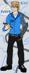 Miller (Millennium Force) by Skull-Doggery
