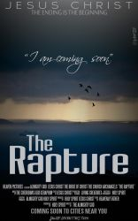 The Rapture - 'Jesus is coming soon' -Movie Poster by jawzf