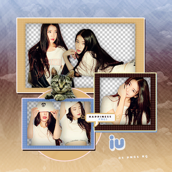 250|IU|Png pack|#07| by happinesspngs