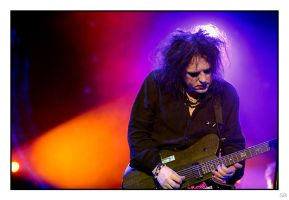 The Cure - Robert Smith by Stephane-Burlot